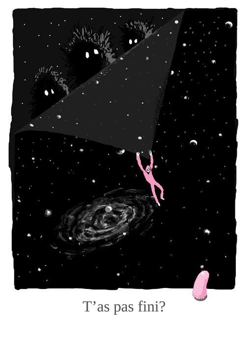 Infini. - monsieur Rose