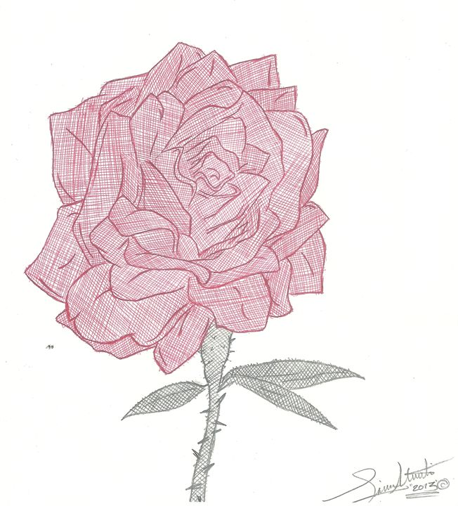 Rose - SDU Art