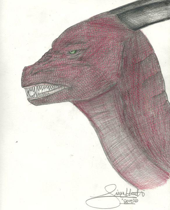 Blood Dragon - SDU Art