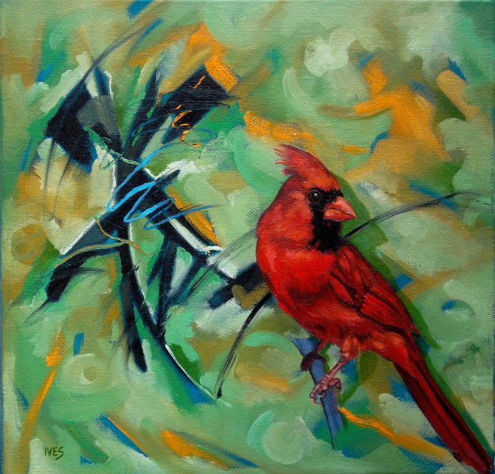 Cardinal Abstraction - RKIves
