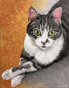 Example of 8x10 pet portrait