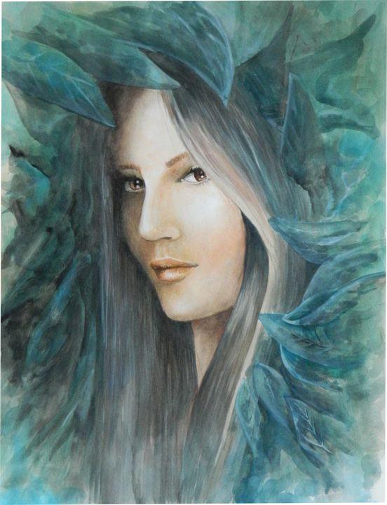 Serenity - Judy Horan