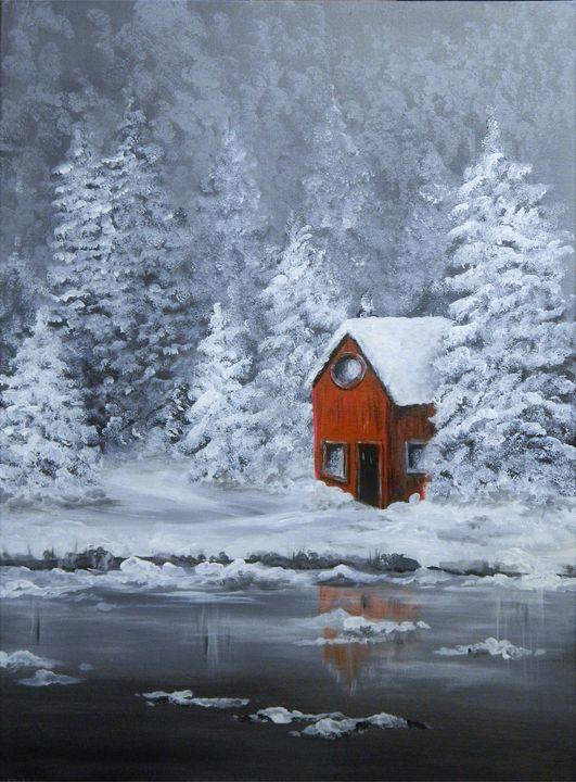 Winter Hideaway - Judy Horan