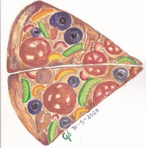 PizzaBrown