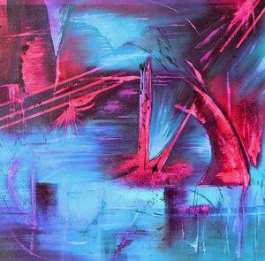 Neon CityScape