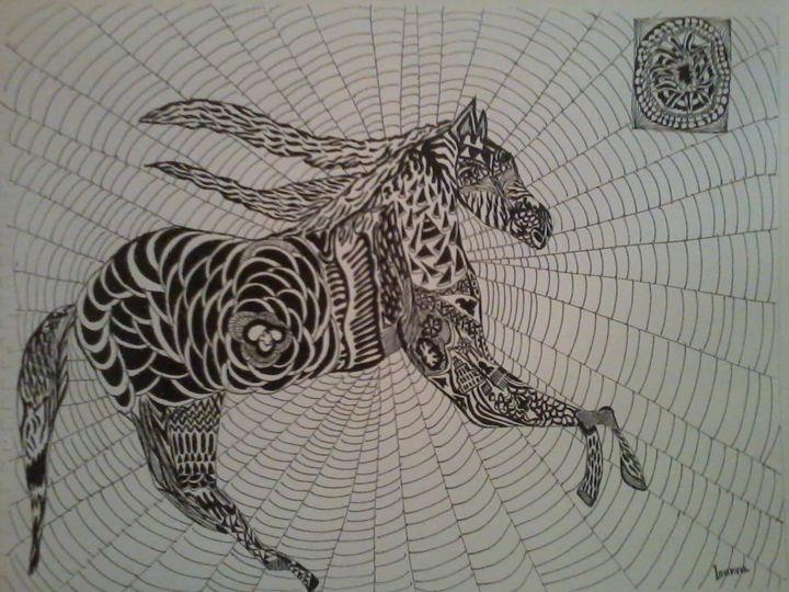 horse - IOANNA