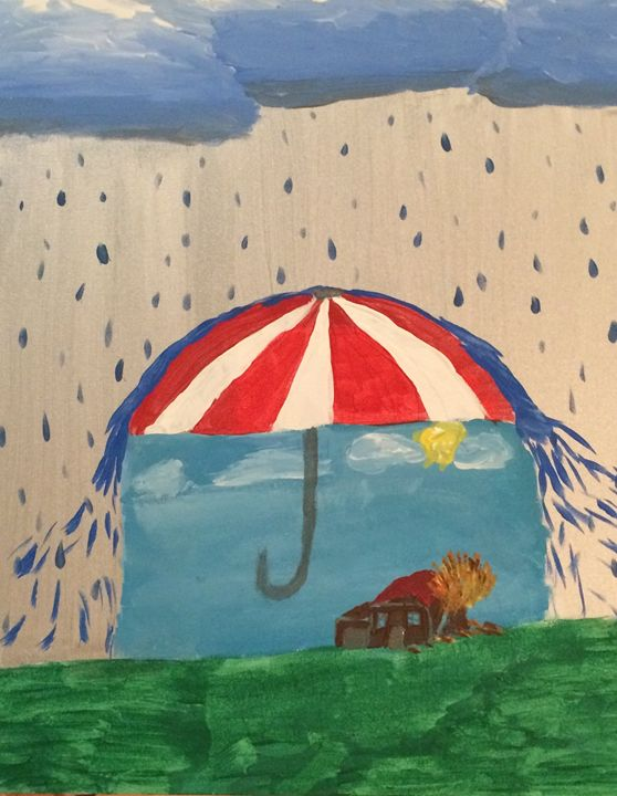 Weather the Storm - Brian's Art Studio