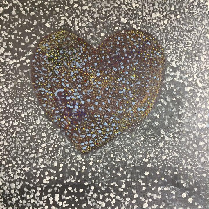 """""""Compassion"""" - Brian's Art Studio"""