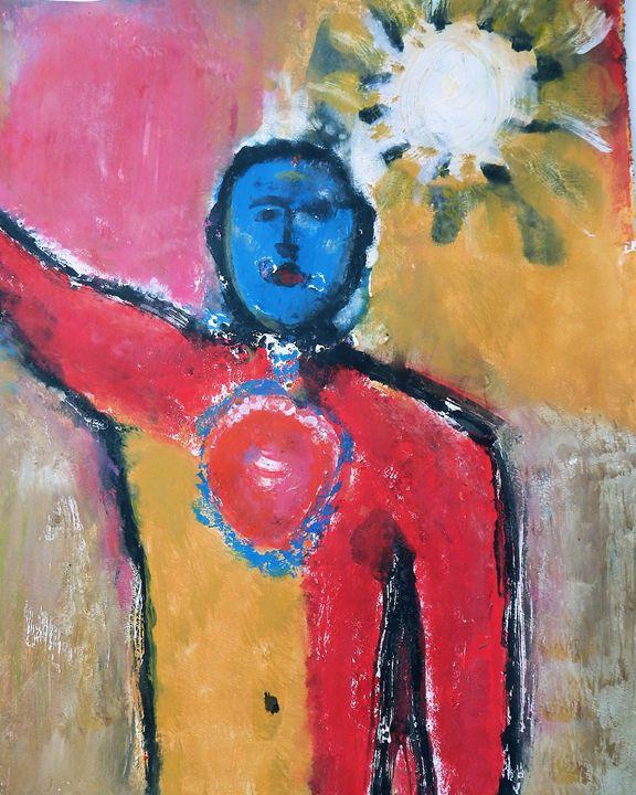 Taking Things to Heart - Karlton Johnson Fine Art