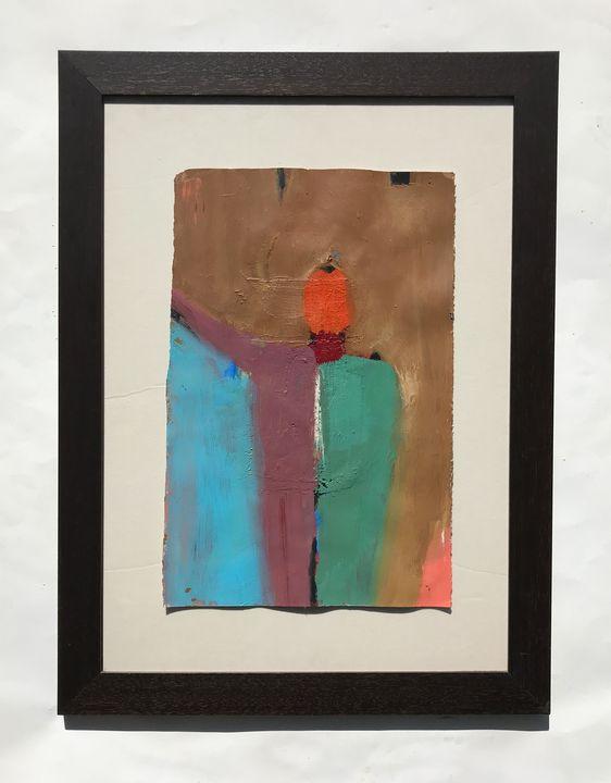 The Resolve - Karlton Johnson Fine Art