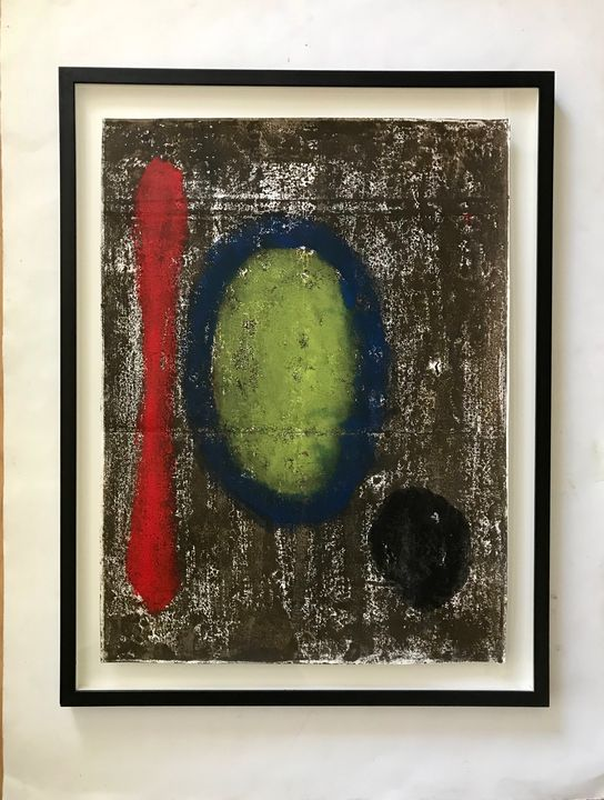 Mixed Emotions - Karlton Johnson Fine Art