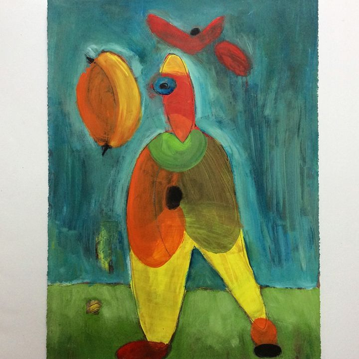 The Nature of Spirit - Karlton Johnson Fine Art