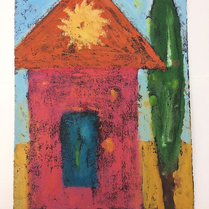 House of Love - Karlton Johnson Fine Art