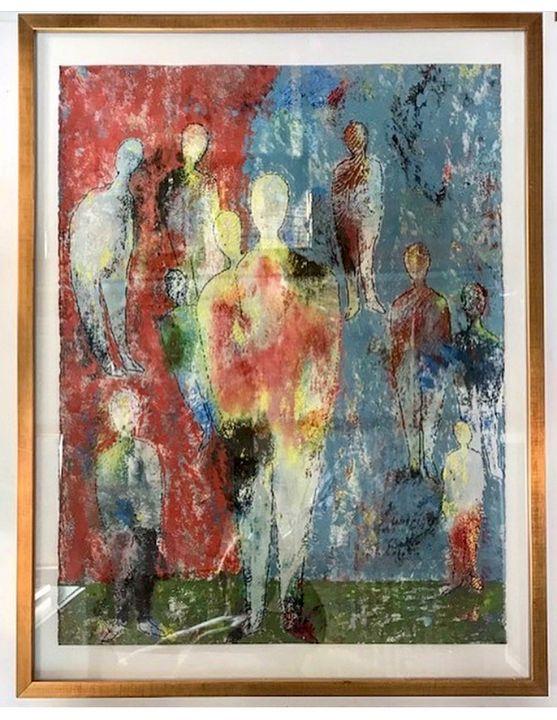 The Collective Journey - Karlton Johnson Fine Art