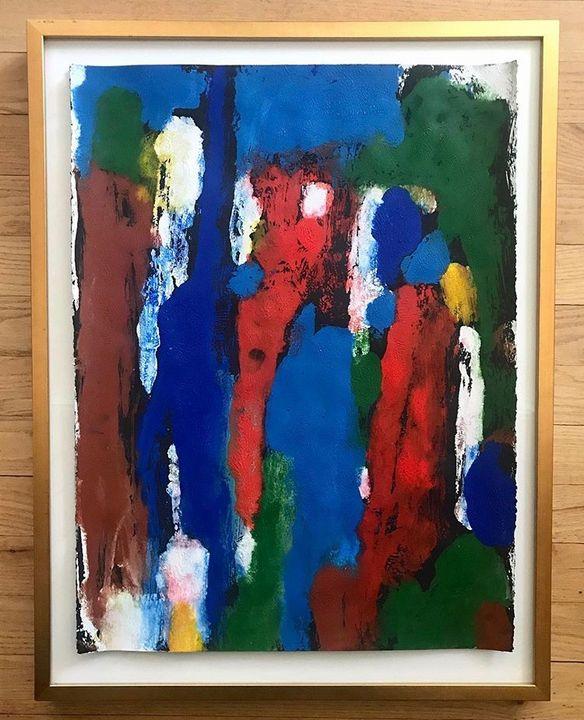 Towards a New Horizon - Karlton Johnson Fine Art