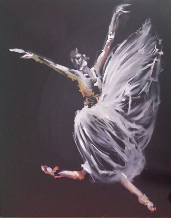 Dance - Stephanie Ellis ARt
