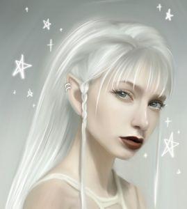 Elven Starlet, Digital