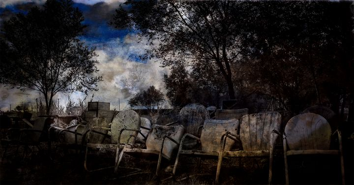 Ghosts of West Texas - Still's LIfe