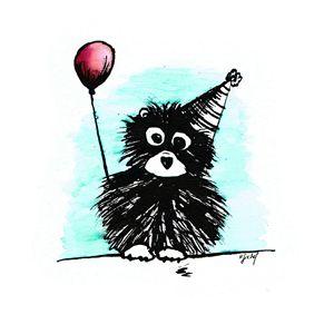 Birthday Monster 1