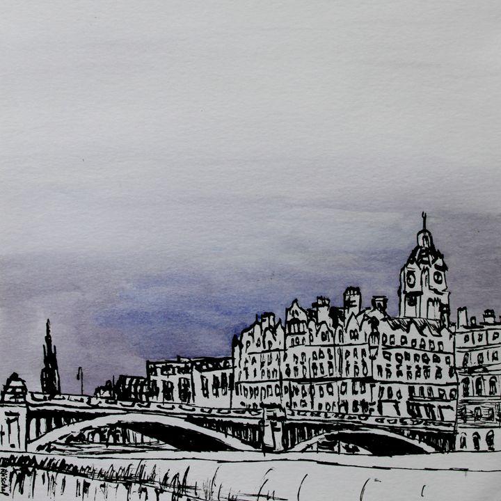 Edinburgh 02 - MyCityArt