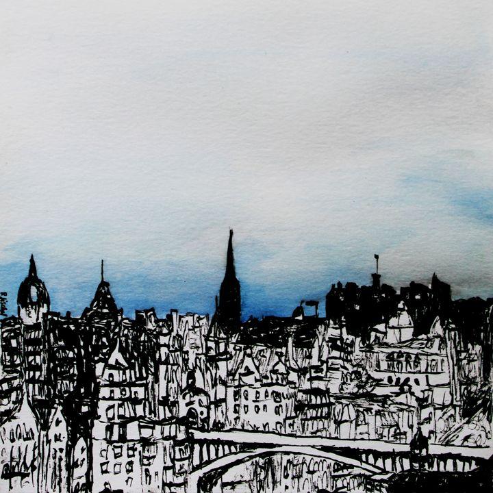 Edinburgh 04 - MyCityArt