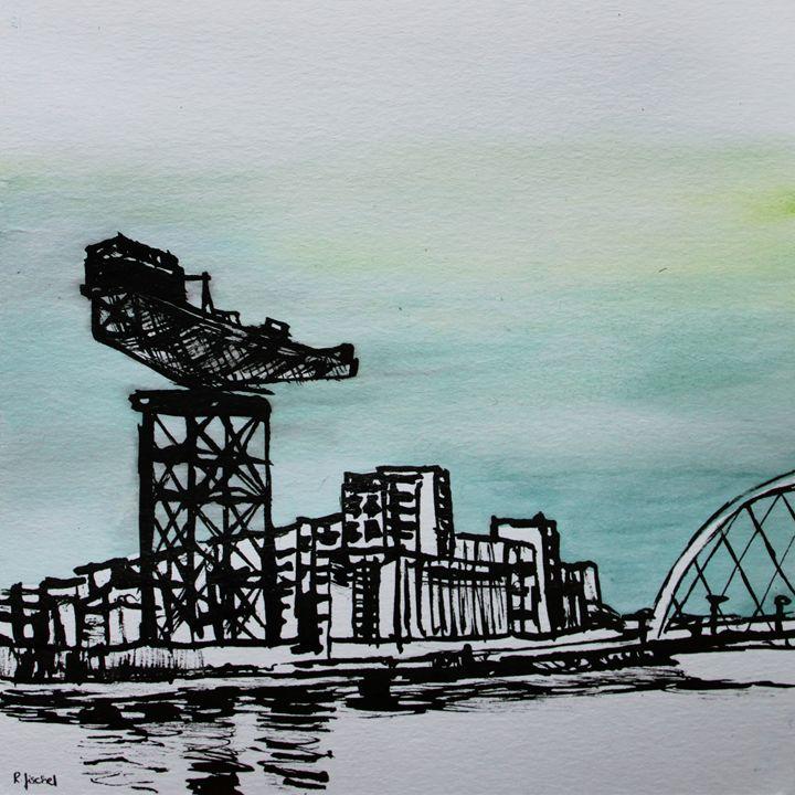 Glasgow 01 - MyCityArt