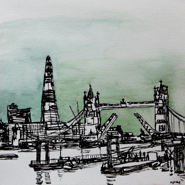London 01 - MyCityArt
