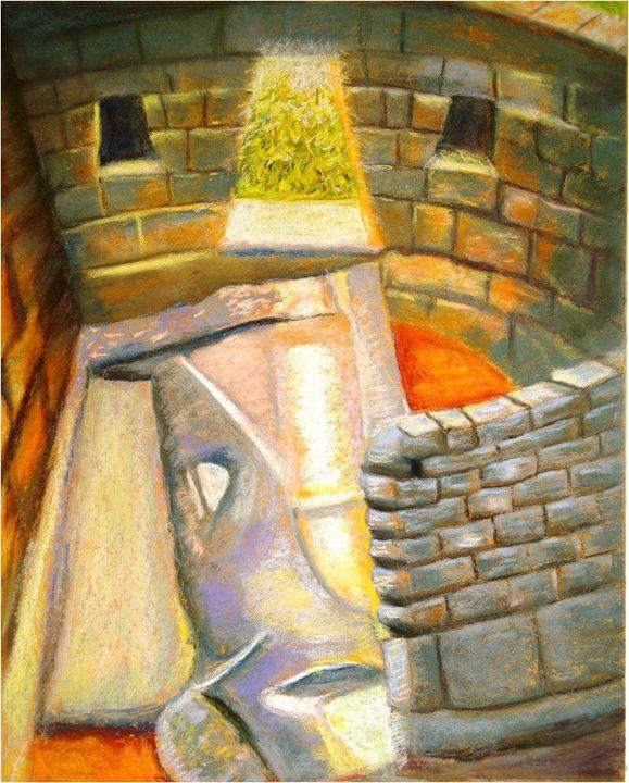 Temple of the Sun III - Clare Radigan
