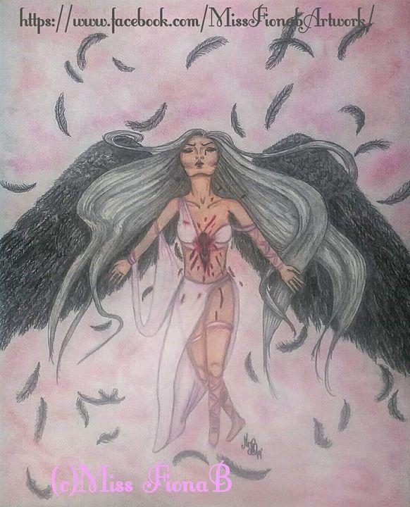 Lost - Miss FionaB Fantasy Artwork