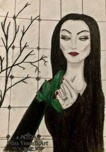 Mortica Adams' Rose
