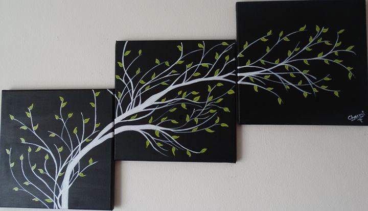 canvas art - Charmin