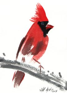 Redbird - Jeff Atnip Art