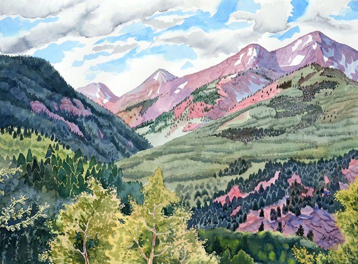 Colorado Vista - Jeff Atnip Art
