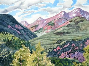Colorado Vista - Jeff Atnip Art