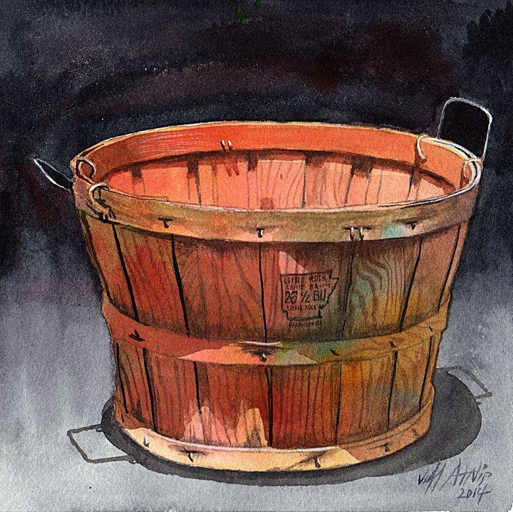 Fruit Basket - Jeff Atnip Art