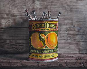 Recycled Can - Jeff Atnip Art
