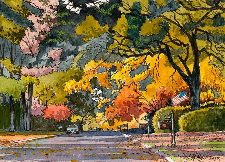 Riverwood Colors - Jeff Atnip Art