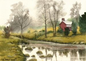 Virginia Farmland - Jeff Atnip Art