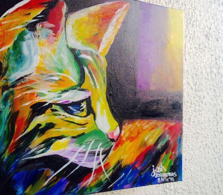 Rainbow Cat - Josh Roxas
