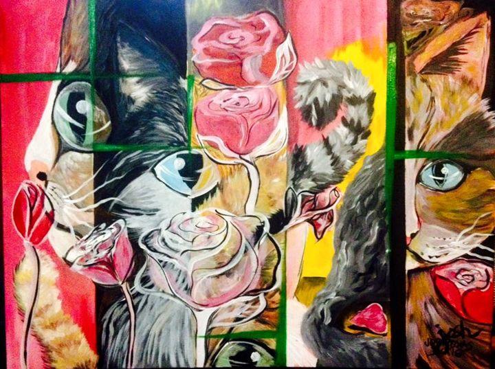 Petals and Furs - Josh Roxas