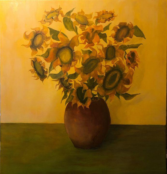 Sunflowers - Razvan Burnete