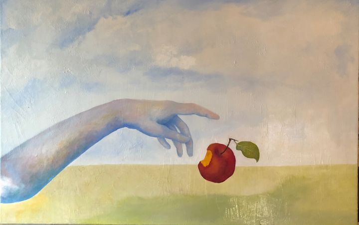 Adam's hand - Razvan Burnete