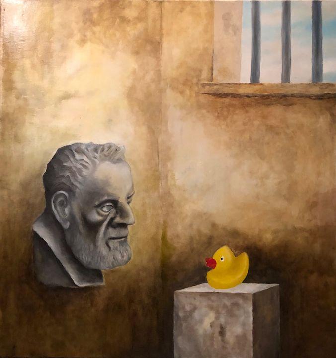 Duck guardian - Razvan Burnete