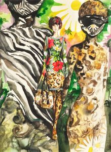 Fashion tropics