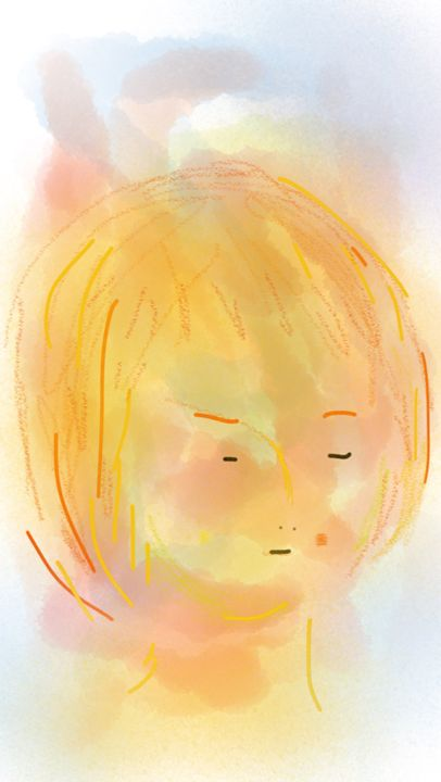 Yellow Girl - Hjortur