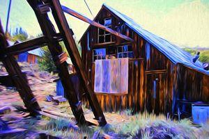 Dreary Cabin