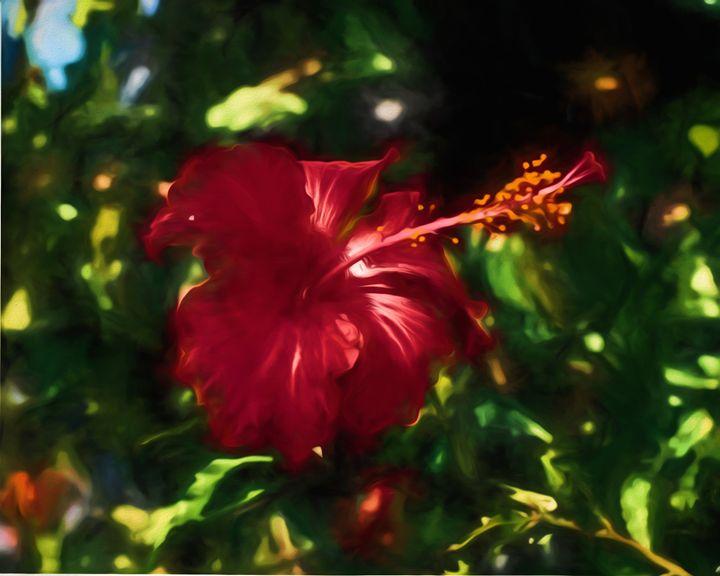 Red Lily - Arte Di Vendicatore