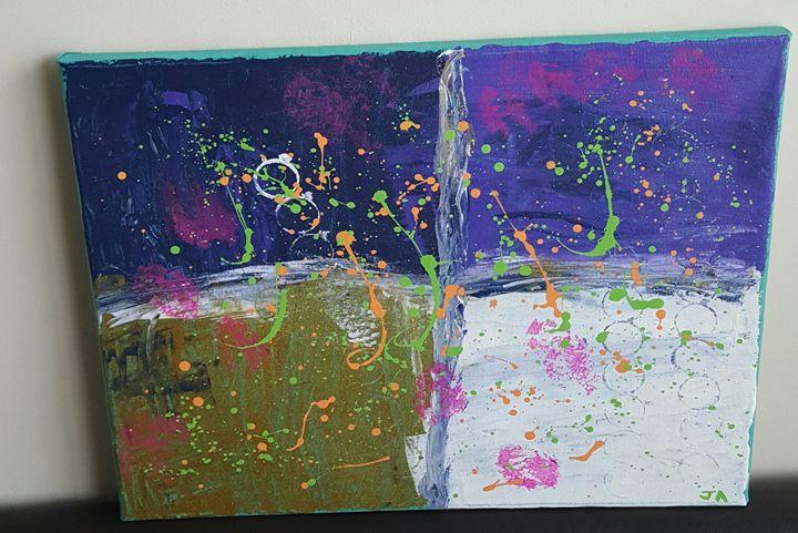 Golden - Artistically by Jonelle
