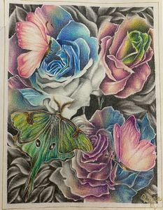 Flower garden - R_Creative artist 01