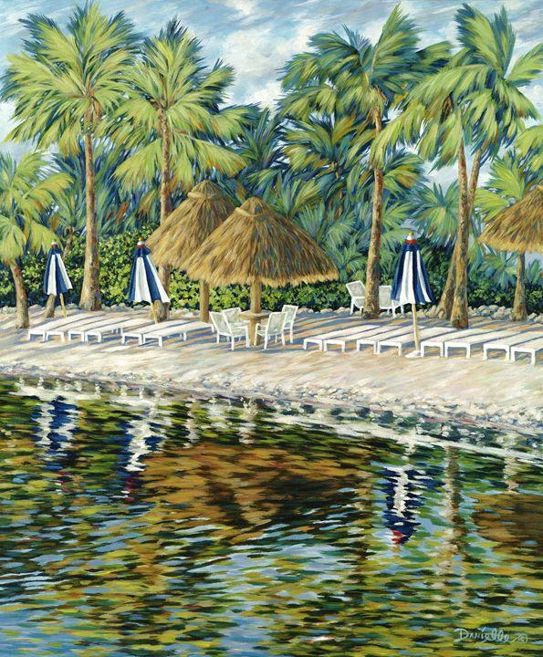 Buccaneer Island - Danielle Perry Fine Art